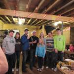 Family Christmas Gathering